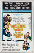 """Movie Posters:Fantasy, The Wonderful World of the Brothers Grimm (MGM, 1962). One Sheet (27"""" X 41""""). Fantasy.. ..."""