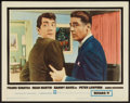 """Movie Posters:Crime, Ocean's 11 (Warner Brothers, 1960). Lobby Card (11"""" X 14""""). Crime.. ..."""