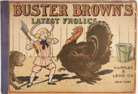 Buster Brown #1907 Latest Frolics (Cupples & Leon, 1907) Condition: GD