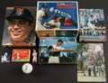 Baseball Collectibles:Others, Vintage Japanese Memorabilia Lot of 8....