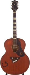 Musical Instruments:Acoustic Guitars, 1955 Gretsch 6022 Rancher Orange Acoustic Guitar, Serial #12758....
