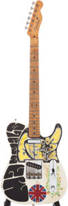 Musical Instruments:Electric Guitars, 1950s Fender Telecaster White Electric Guitar, Serial # 2523....
