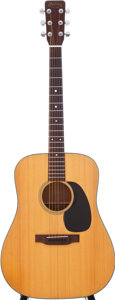 Musical Instruments:Acoustic Guitars, 1968 Martin D-18 Natural Acoustic Guitar, Serial # 239904....