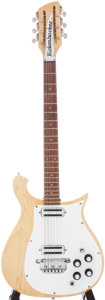 Musical Instruments:Electric Guitars, 1967 Rickenbacker 450-12 Mapleglo Solid Body Electric Guitar,Serial # GF2767....