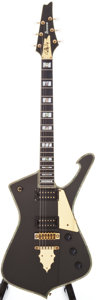 Musical Instruments:Electric Guitars, 1989 Ibanez PS-10 Ltd Graphite Electric Guitar, Serial # H950533....