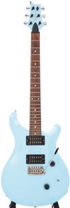Musical Instruments:Electric Guitars, 1987 Paul Reed Smith Baby Blue Electric Guitar, Serial # 7 2131....