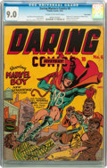 Golden Age (1938-1955):Superhero, Daring Mystery Comics #6 Billy Wright pedigree (Timely, 1940) CGC VF/NM 9.0 Cream to off-white pages....