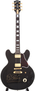 Musical Instruments:Electric Guitars, 1999 Gibson Lucille Semi-Hollow Electric guitar, Serial #90359355....