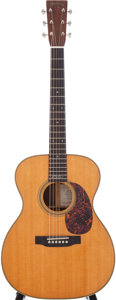 Musical Instruments:Acoustic Guitars, 2003 Martin 000-28EC Natural Acoustic Guitar, Serial # 951340....