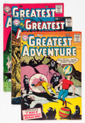 Silver Age (1956-1969):Adventure, My Greatest Adventure Group (DC, 1957-59) Condition: Average FN+.... (Total: 7 Comic Books)