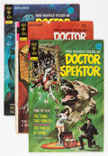Bronze Age (1970-1979):Horror, Occult Files of Doctor Spektor Group (Gold Key, 1960s) Condition:Average FN.... (Total: 23 Comic Books)