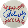 Autographs:Baseballs, Oprah Winfrey Single Signed Baseball. ...