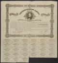 Confederate Notes:Group Lots, Ball 118 Cr. 158 $1000 Bond 1861 Fine.. ...