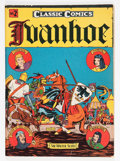 Golden Age (1938-1955):Classics Illustrated, Classic Comics #2 Ivanhoe (Gilberton, 1941) Condition: FN+....
