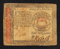 Colonial Notes:Continental Congress Issues, Continental Currency January 14, 1779 $65 Fine.. ...