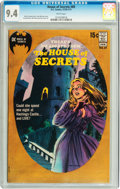 Bronze Age (1970-1979):Horror, House of Secrets #89 (DC, 1971) CGC NM 9.4 White pages....