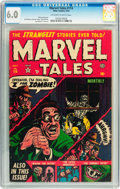 Golden Age (1938-1955):Horror, Marvel Tales #114 (Atlas, 1953) CGC FN 6.0 Off-white to whitepages....
