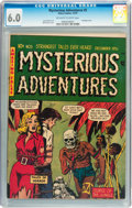 Golden Age (1938-1955):Horror, Mysterious Adventures #5 (Story Comics, 1951) CGC FN 6.0 Off-whiteto white pages....
