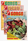 Silver Age (1956-1969):Horror, Charlton Silver Age Horror Group (Charlton, 1960s).... (Total: 5Comic Books)