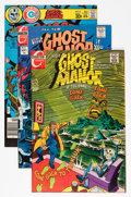 Silver Age (1956-1969):Horror, Ghost Manor Group (Charlton, 1972-83) Condition: Average VF....(Total: 33 Comic Books)