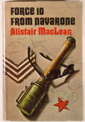 Books:Mystery & Detective Fiction, Alistair MacLean. Force 10 From Navarone. Garden City:Doubleday, 1968. First American edition. Octavo. 274 page...