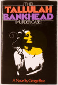 Books:Mystery & Detective Fiction, George Baxt. The Tallulah Bankhead Murder Case. New York:St. Martin's Press, [1987]. First edition, first print...