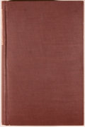 Books:Biography & Memoir, Albert J. Beveridge. The Life of John Marshall. Boston:Houghton Mifflin, [1919]. Standard library edition. Four oct...(Total: 4 Items)