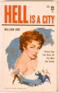 Books:Mystery & Detective Fiction, William Ard. Two Novels, including: The Perfect Frame. NewYork: Popular Library, [1953]. First paperback edition. M...(Total: 2 Items)