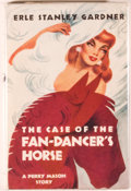 Books:Mystery & Detective Fiction, Erle Stanley Gardner. The Case of the Fan-Dancer's Horse, APerry Mason Story. London: William Heinemann, [1952]...