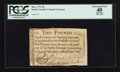Colonial Notes:North Carolina, North Carolina December, 1771 £2 PCGS Apparent Extremely Fine 40.....