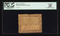 Colonial Notes:Maryland, Maryland August 14, 1776 $1/3 PCGS Apparent Very Fine 20.. ...