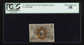 Fractional Currency:Second Issue, Fr. 1244 10¢ Second Issue PCGS Choice About New 58.. ...