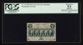 Fractional Currency:First Issue, Fr. 1313SP 50¢ First Issue Narrow Margin Face PCGS Apparent About New 53.. ...