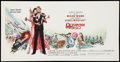 """Movie Posters:James Bond, Octopussy (MGM/UA, 1983). British Special Poster (12"""" X 23.75""""). James Bond.. ..."""
