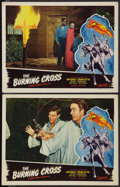 "Movie Posters:Drama, The Burning Cross (Screen Guild Productions, 1947). Lobby Cards (2) (11"" X 14""). Drama.. ... (Total: 2 Items)"