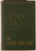 Books:Americana & American History, Dale L. Morgan. SIGNED. The Great Salt Lake. Indianapolis:Bobbs-Merrill, [1947]. First edition. Signed by the aut...