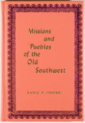 Books:Americana & American History, Earle R. Forrest. Missions and Pueblos of the Old Southwest.Glorieta: Rio Grande Press, [1979]. Later edition. Octa...