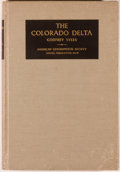 Books:Americana & American History, Godfrey Sykes. The Colorado Delta. Carnegie Institution ofWashington/American Geographical Society of New York, 193...