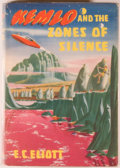 Books:Science Fiction & Fantasy, [Jerry Weist]. E. C. Eliott. Kemlo and the Zones of Silence. London: Thomas Nelson and Sons, [1954]. First editi...