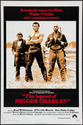 "Movie Posters:Blaxploitation, The Legend of Nigger Charley (Paramount, 1972). One Sheet (27"" X41"") Flat Folded. Blaxploitation.. ..."