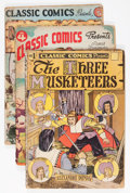 Golden Age (1938-1955):Classics Illustrated, Classic Comics Group (Gilberton, 1960s) Condition: Average GD....(Total: 15 Comic Books)
