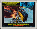 "Movie Posters:War, Where Eagles Dare (MGM, 1968). Half Sheet (22"" X 28""). War.. ..."
