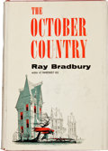 Books:Science Fiction & Fantasy, Ray Bradbury. The October Country. New York: BallantineBooks, [1955]. First edition, first state. Octavo. 306 p...