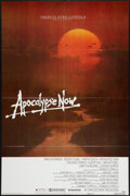 "Movie Posters:War, Apocalypse Now (United Artists, 1979). One Sheet (27"" X 41"").Advance. War.. ..."