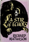 Books:Horror & Supernatural, Richard Matheson. A Stir of Echoes. London: Cassell &Company, Ltd., 1958. First British edition. Inscribed an...