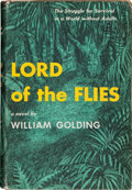 Books:Literature 1900-up, William Golding. Lord of the Flies. New York: Coward-McCann,Inc., [1955]. First American edition. Octavo. [x], ...