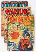 Pulps:Science Fiction, Startling Stories Group (Standard, 1946-54) Condition: AverageVG.... (Total: 15 Items)