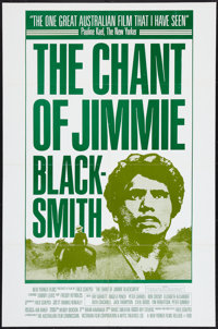 """The Chant of Jimmie Blacksmith (New Yorker Films, 1980). One Sheet (27"""" X 41""""). Black Films"""