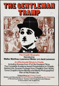 """Movie Posters:Documentary, The Gentleman Tramp (Tinc Productions, 1975). One Sheet (27.25"""" X 40""""). Documentary.. ..."""