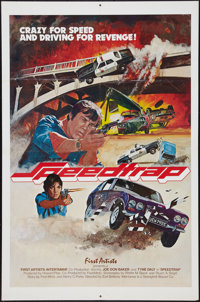 "Speedtrap and Other Lot (First Artists, 1978). One Sheets (2) (27"" X 41""). Action. ... (Total: 2 Items)"